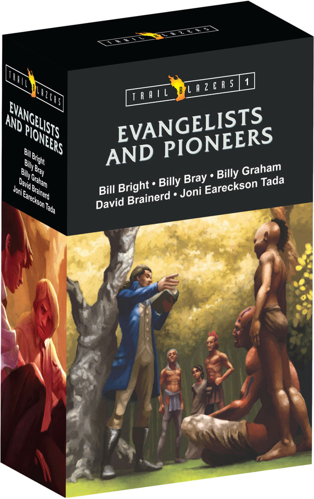 Evangelists & Pioneers: Box Set 1
