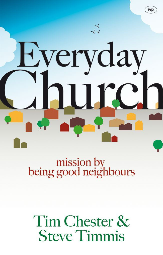 Everyday Church (Used Copy)