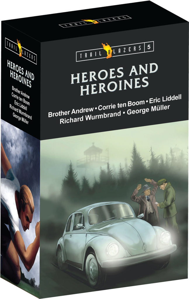 Heros & Heroines: Box Set 5