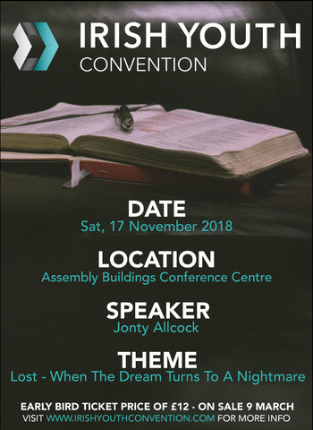 Irish Youth Convention 2018