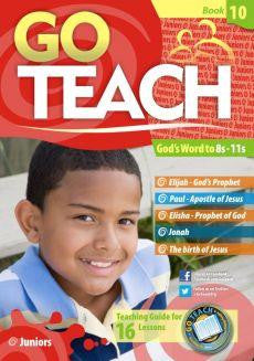 Go Teach Juniors: Book 10