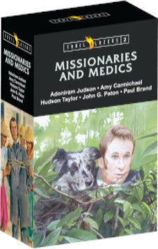 Missionaries & Medics: Box Set 2