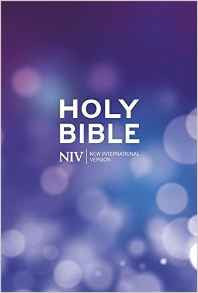 NIV Tiny Hardback Bible (New International Version)