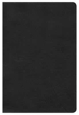 NKJV Black Leathertouch Large Print Personal Size