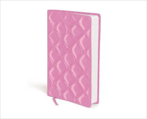 NIV Compact Bible (Strawberry Cream Quilted Duo-tone)