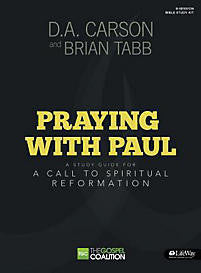 Praying with Paul Bible Study Kit
