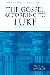 The Gospel according to Luke - Pillar (Used Copy)