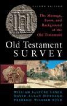 Old Testament Survey 2nd Edition (used copy)