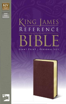 King James Reference Bible. Giant Print
