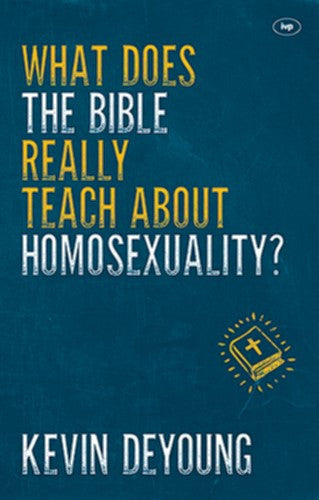 What the Bible Teaches About Homosexuality