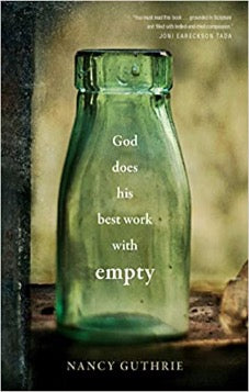 God Does His Best Work with Empty