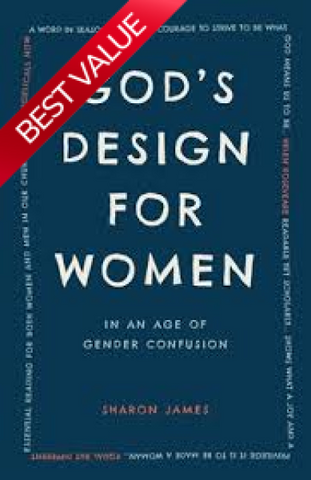 Gods Design For Women In An Age Of Gender Confusion Paperback