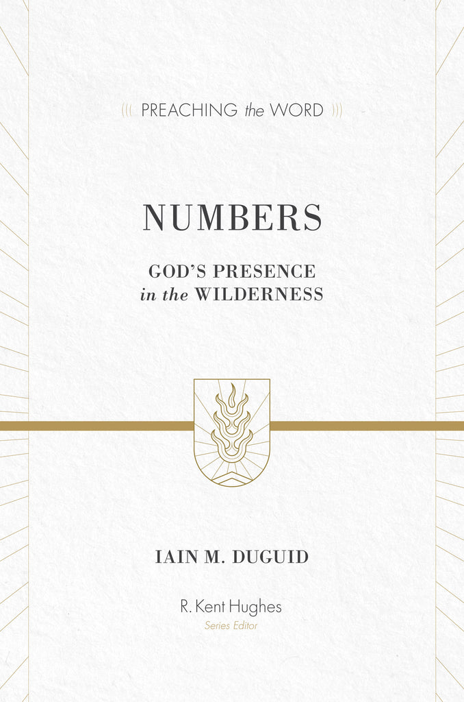 Numbers God's Presence in the Wilderness
