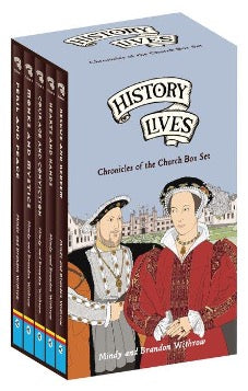 History Lives Box Set Chronicles of the Church
