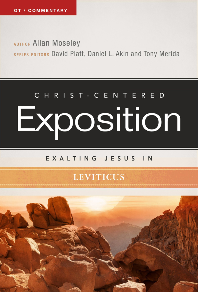 Christ- Centered Exposition Exalting Jesus in Leviticus