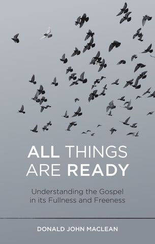 All Things Are Ready (Pre-Order Expected 12/04/2021)