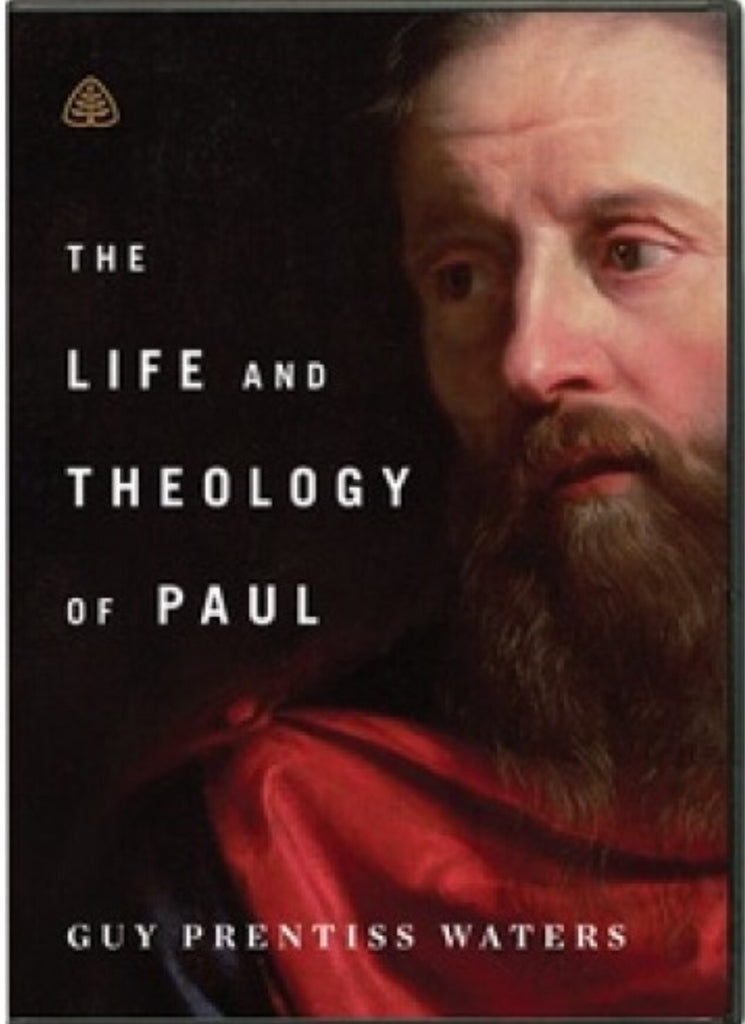 The Life and Theology Of Paul DVD