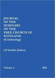 Journal of the Seminary of the Free Church of Scotland