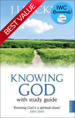 Knowing God Paperback