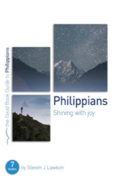 Philippians: Good Book Study Guide