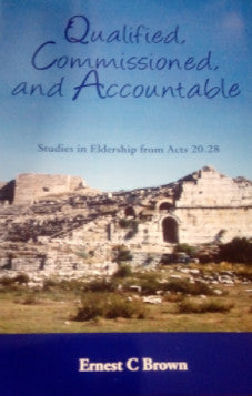 Qualified, Commissioned and Accountable (eBook)