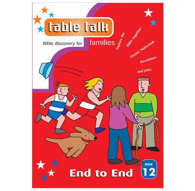 Table Talk Issue 12: End to End