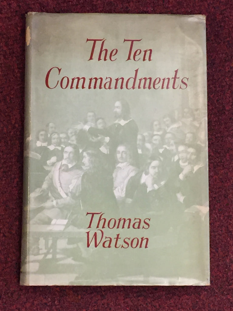 The Ten Commandments (Used Copy)