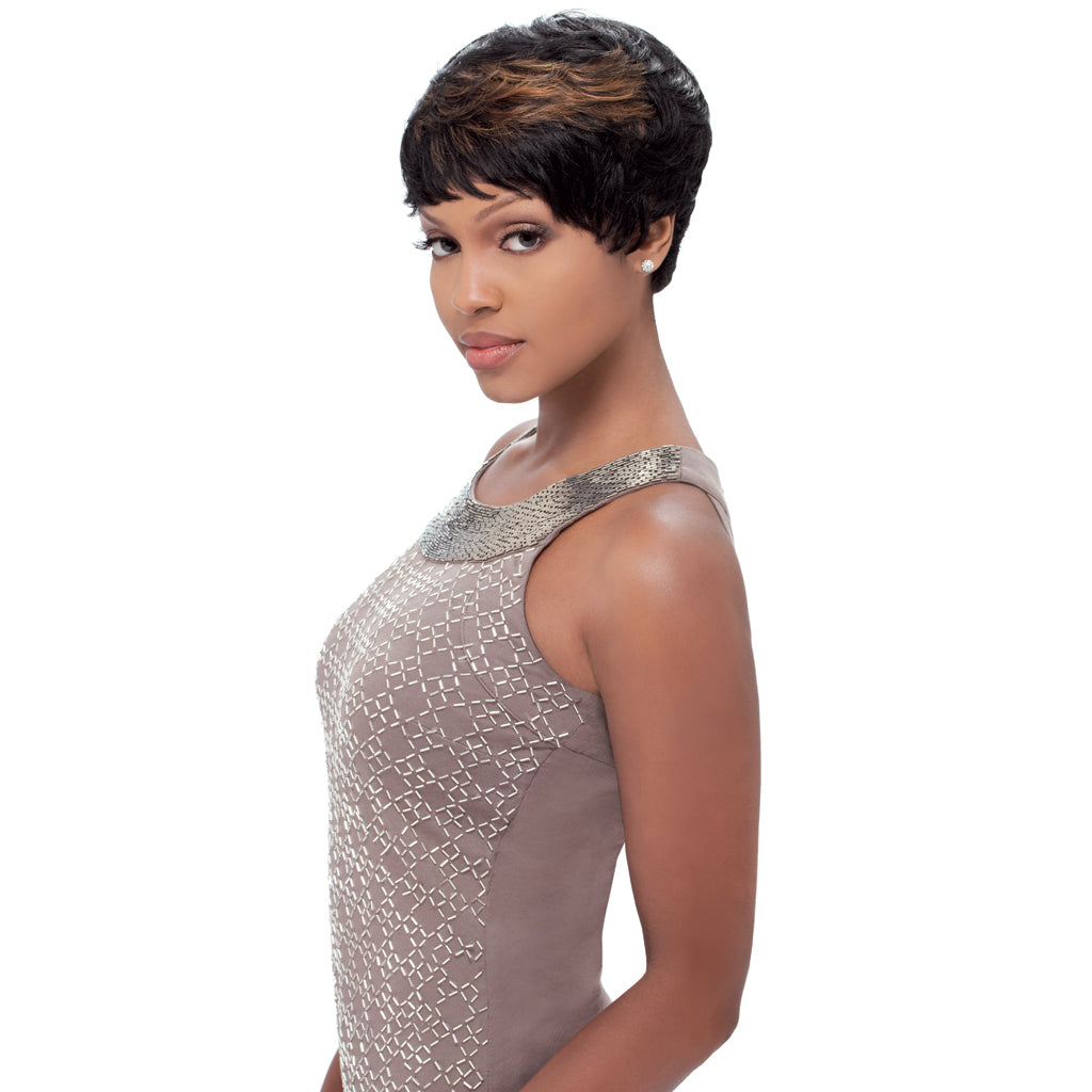 Sensationnel Human Hair Bump Collection Wig Easy 27 Thebeautyplace