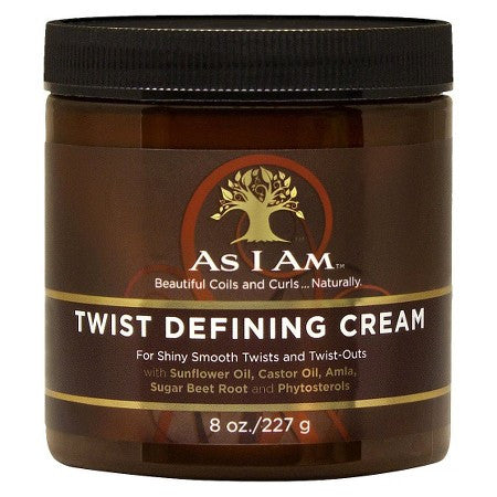 As I Am - TWIST DEFINING CREAM 8oz