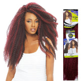 Janet Collection SYNTHETIC HAIR BRAIDS - NOIR Afro Twist Braid
