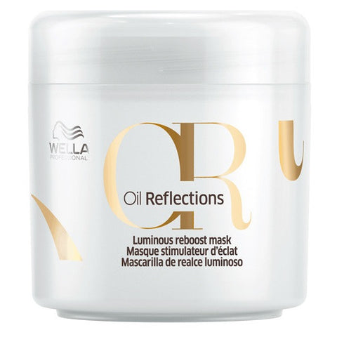 Wella - Oil Reflections Luminous Reboost Mask 5.07oz