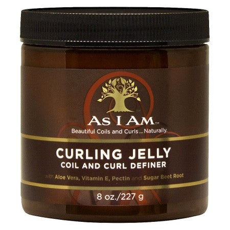 As I Am - CURLING JELLY Coil & Curl Definer 8oz