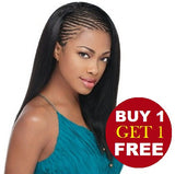 PREMIUM TOO - Yaki Natural Braiding 100% Human Hair 18""