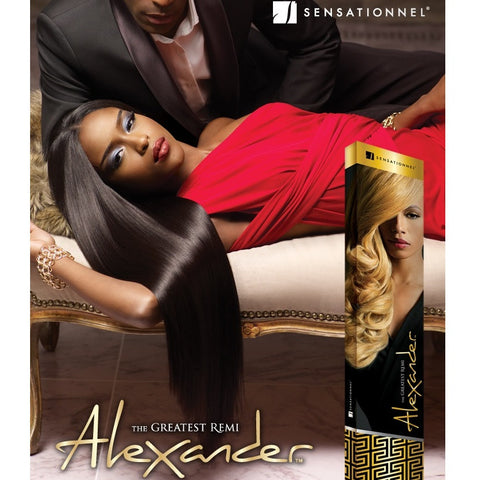 SENSATIONNEL Alexander, The Greatest Remi Hair 10""
