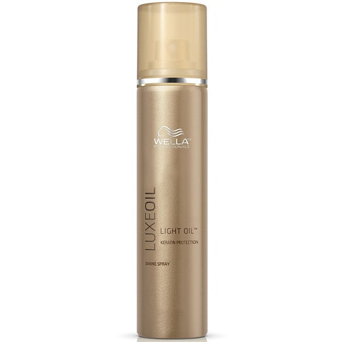 Wella - LUXEOIL Light Oil Keratin Protection Spray 2.5oz