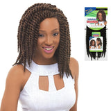 Janet Collection PRE-LOOP CROCHET BRAID - Havana Mambo Twist Braid 12""