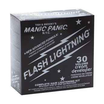 MANIC PANIC - Flash Lightning 30 Volume Bleach Kit