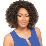 SENSATIONNEL EMPRESS C-PART Lace Front Wig - SCARLETT