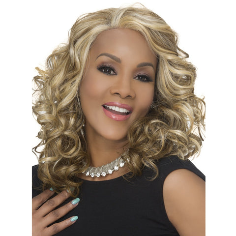 VIVICA FOX COLLECTION - Deeep Lace Front Wig - CANDI