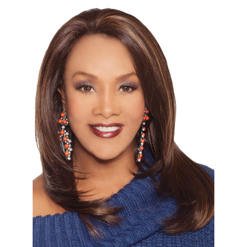 VIVICA FOX COLLECTION - Deeep Lace Front Wig - CELINE