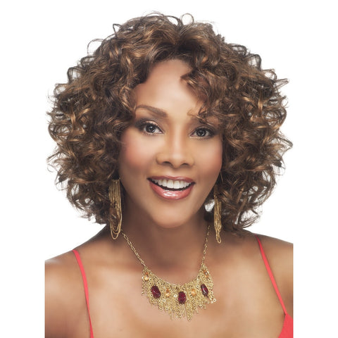 VIVICA FOX COLLECTION - Deeep Lace Front Wig - CHILLI