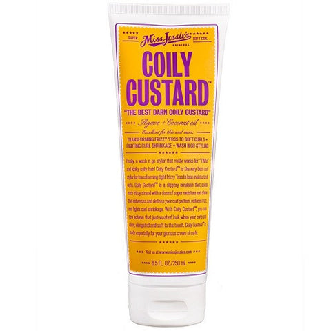 Miss Jessie's - Coily Custard 8.5oz