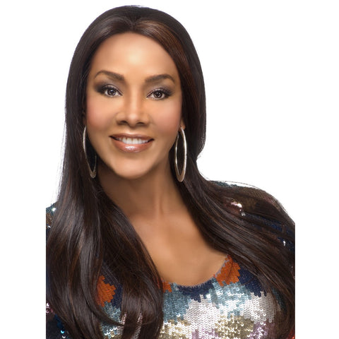 VIVICA FOX COLLECTION - Deeep Lace Front Wig - EMERALD