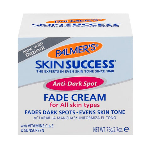 Palmer's SKIN SUCCESS Anti-Dark Spot Fade Cream, all skin types 2.7oz
