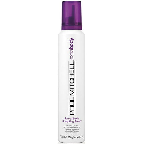 PAUL MITCHELL - Extra-Body Sculpting Foam 6.7oz