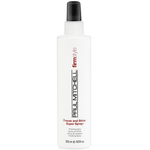 PAUL MITCHELL - Freeze and Shine Super Spray 8.5oz