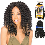 "CROCHET BRAID - 2X HAVANA ZANAA Bounce Braid 12"" (2PCS)"