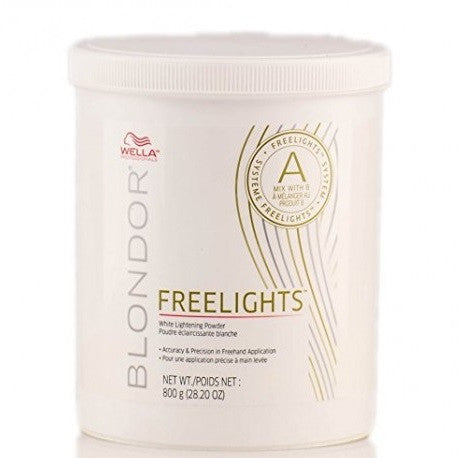 Wella Blondor Freelights White Lightening Powder 282oz