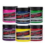 MANIC PANIC - High Voltage Classic Cream Hair Color 4oz