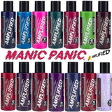 MANIC PANIC - Amplified Semi-Permanent Hair Color 4oz